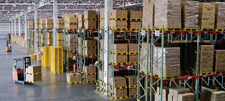 Warehouse and Logistics in Jebel-Ali Free Zone | IMEX