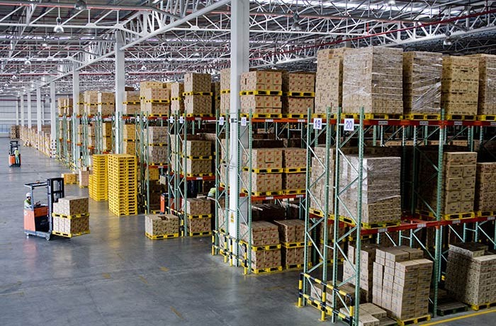 Warehouse & Distribution Services Dubai UAE | IMEX Shipping
